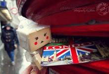 Intermezzo: Lilly in London