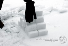 Making Of: Lilly's Iglu