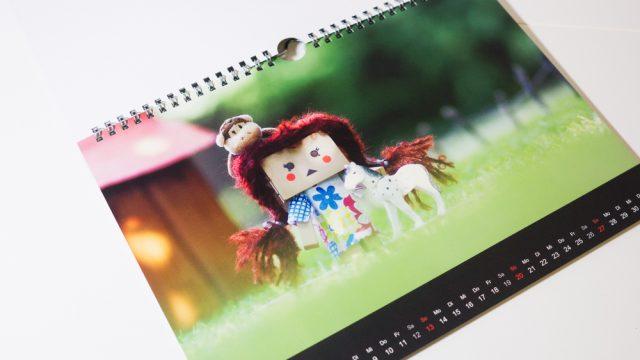 Ein Jahr mit Lilly Kartonella - Kalender Version 1