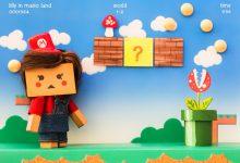 Lilly im Super Mario Land