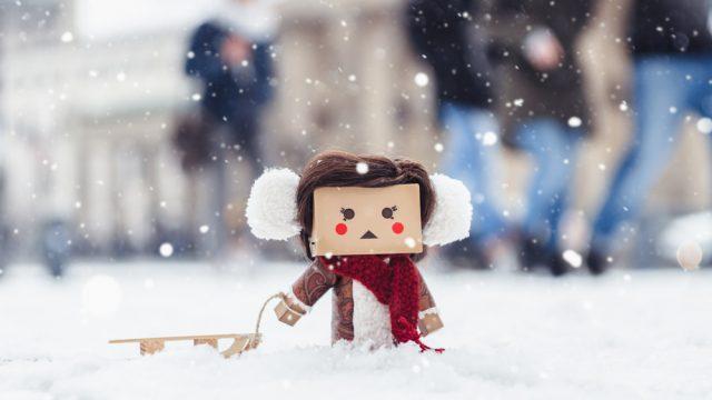 Spaß im Schnee - Teil 1