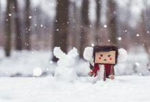 Spaß im Schnee - Teil 2